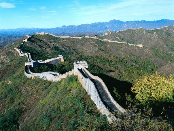 Comprimento da muralha da china