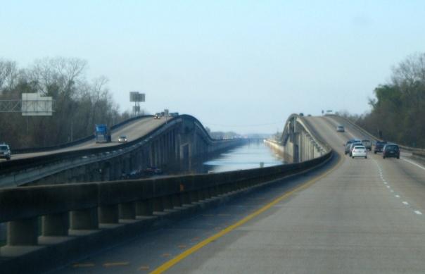 Ponte Atchafalaya Basin